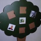albero-cartone-con-foto